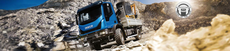 New Eurocargo 4×4 Iveco